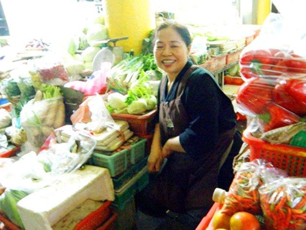 為善最樂!陳樹菊賣菜賺錢的目的,只為了存錢,然後捐