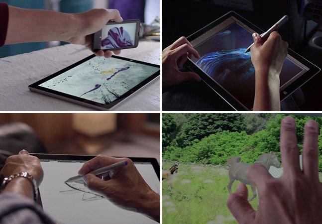 Vídeo impressionante mostra como será o Photoshop no futuro