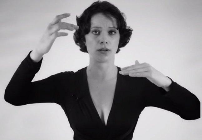 A artista alemã que consegue cantar duas notas ao mesmo tempo