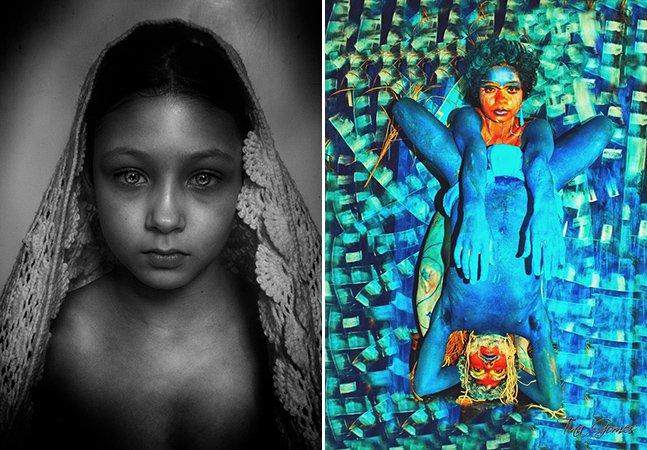 A história da brasileira semi-analfabeta e autodidata que virou fotógrafa para se livrar da depressão