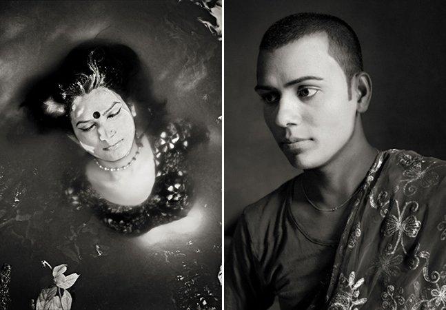 Fotos sensíveis mostram como vivem os transexuais no sul da Ásia