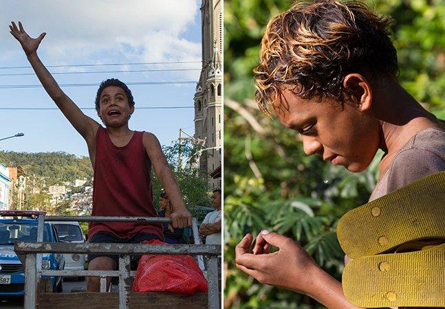 Novo longa-metragem promete emocionar com as aventuras de 3 meninos vivendo num lixão do RJ