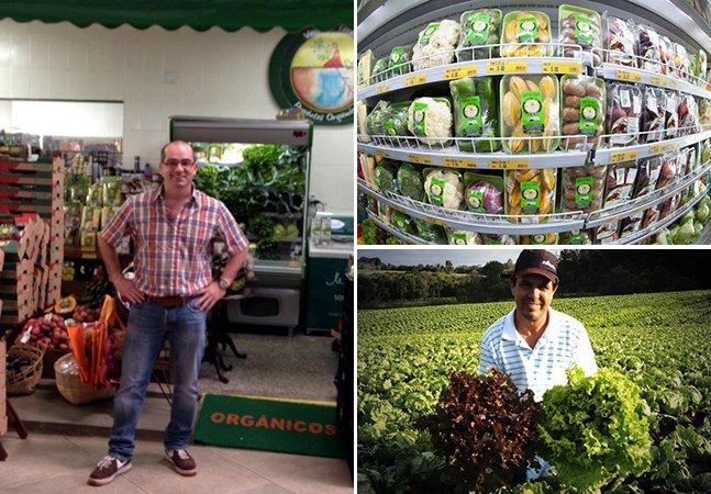 A história do empresário que rodou o equivalente a 10 voltas ao mundo para entregar alimentos orgânicos