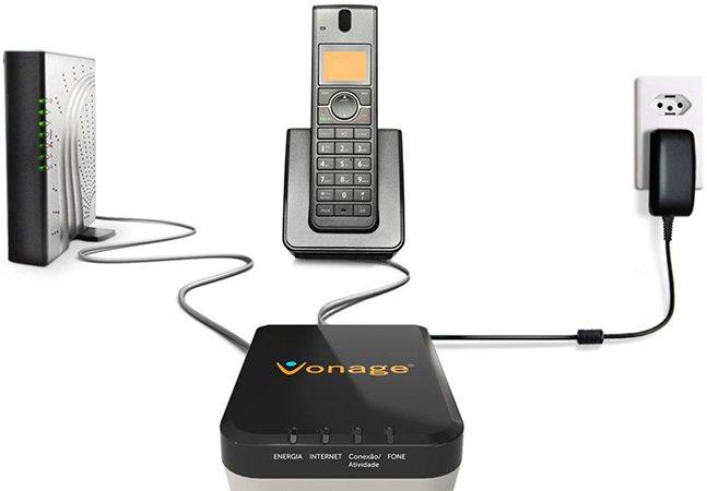 Empresa de telefonia cria plano para quem quer usar o telefone fixo em qualquer lugar do mundo