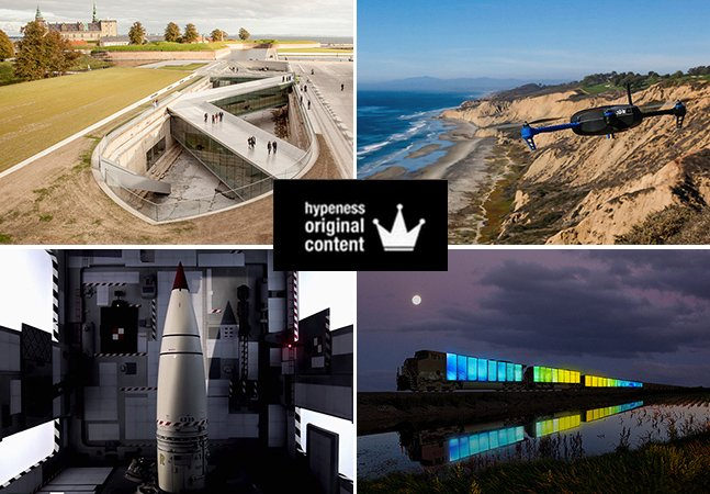 10 projetos incríveis que conhecemos no seminário da Wired by Design na Califórnia
