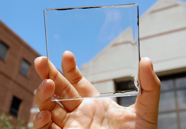 Celulas fotovoltáicas transparentes poderiam transformar sua janela em um painel solar