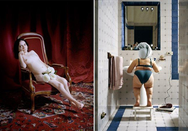 Ensaio poderoso retrata a intimidade de pessoas com deficiência física