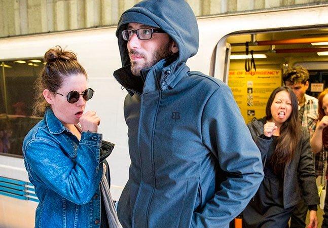 Marca cria jaqueta inovadora que te ajuda a evitar a gripe