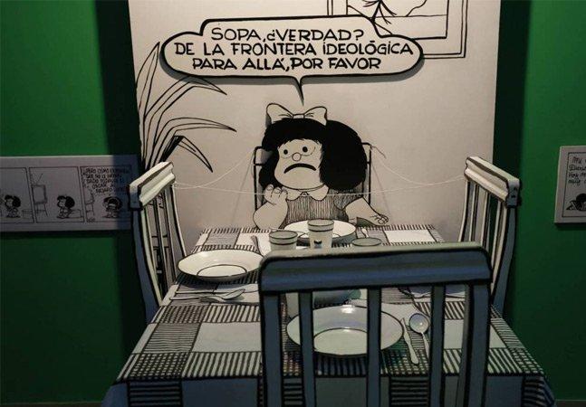 São Paulo ganha exposição sobre o incrível mundo da personagem Mafalda