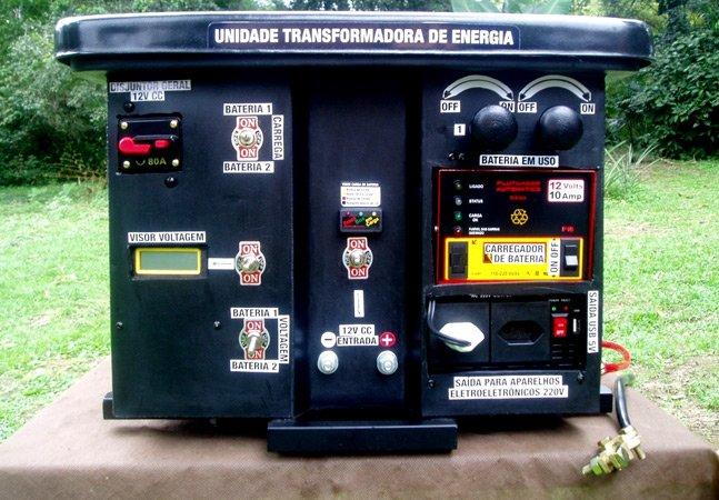Engenheiros brasileiros criam sistema que permite transformar caixa d'água em mini usina hidrelétrica