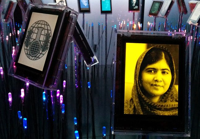 Garota de 17 anos é a mais jovem do mundo a conquistar Nobel da Paz