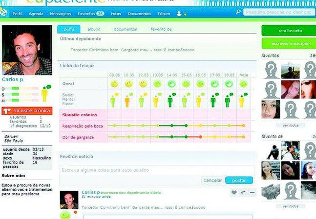 EuPaciente: a rede social feita pra doentes crônicos trocarem informações úteis sobre como viver melhor