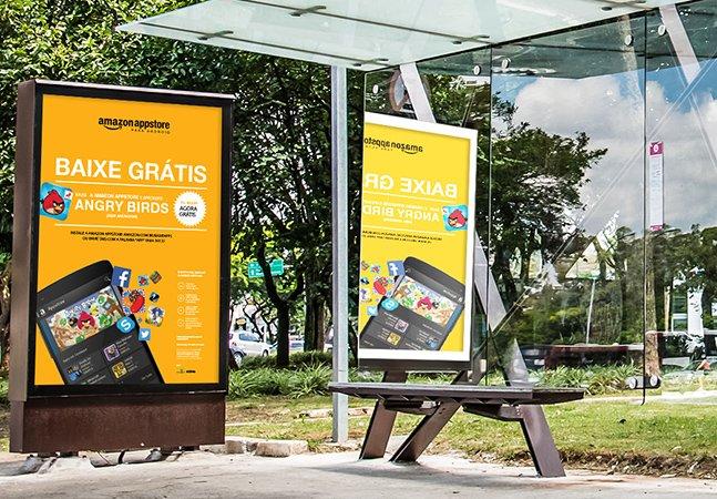 Para celebrar, Amazon Appstore oferece mais de R$200 em apps e conexão Wi-Fi gratuita em 30 pontos de ônibus em SP