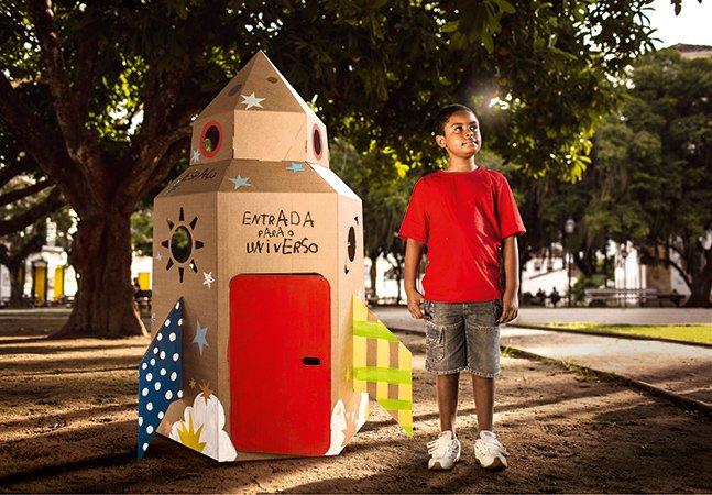 Campanha permite usar parte do Imposto de Renda para apoiar projetos sociais voltados às crianças e adolescentes