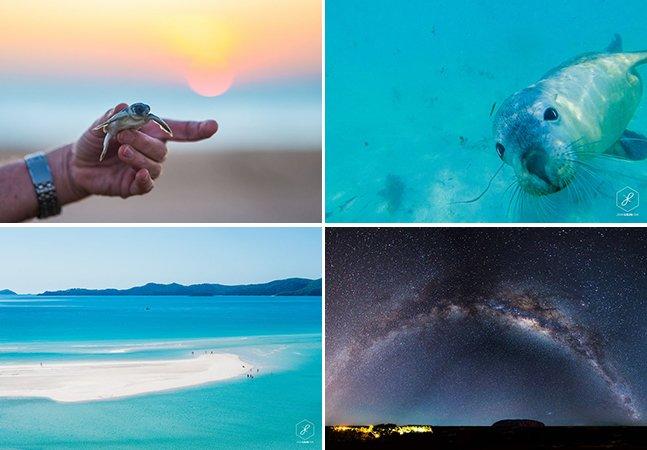 Fotógrafo viaja 40mil km pela Austrália e volta com essas fotos fantásticas