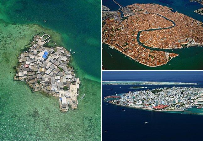 Conheça os 10 lugares com maior densidade populacional do mundo