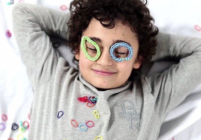 Garoto de 10 anos vende pulseiras na internet pra conseguir ver um Beatle de perto