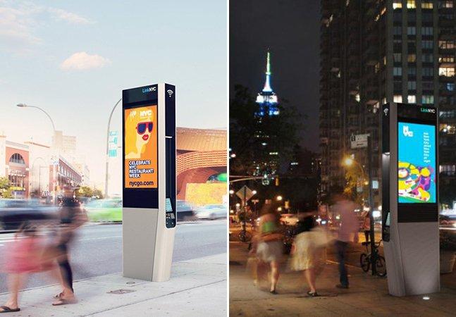 Nova York anuncia que terá internet grátis em toda a cidade até 2015