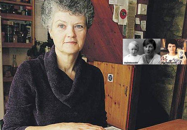 A história da mulher que, através de sonhos e memórias, reencontrou a família de sua vida passada