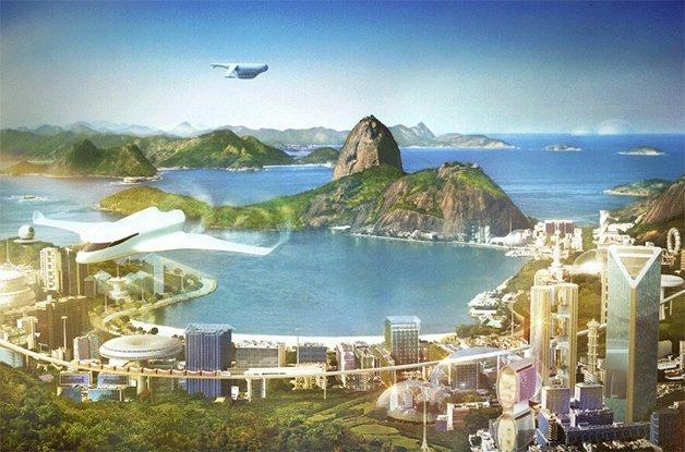 Postcard-Rio