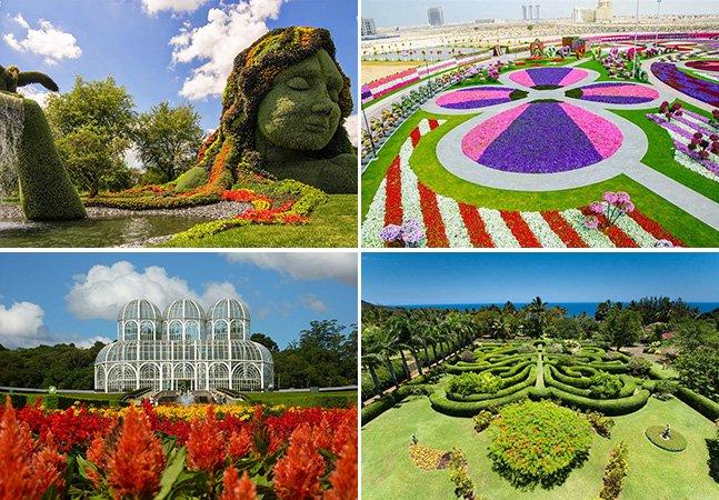 17 jardins imperdíveis ao redor do mundo para curtir a primavera