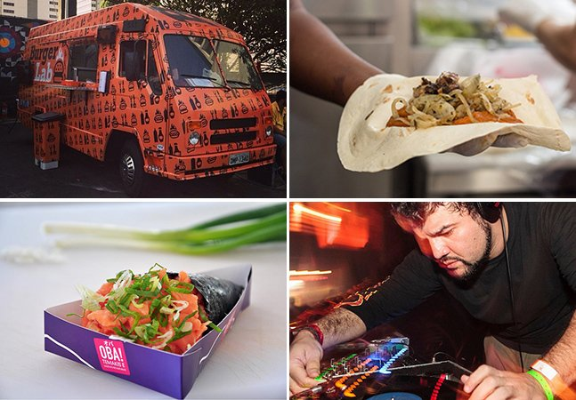 Save the date: festival gratuito reúne música e food trucks em São Paulo
