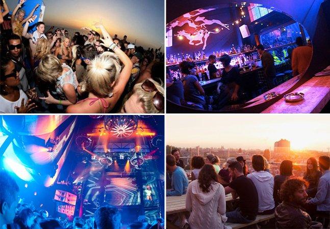 As 10 melhores cidades do mundo para quem curte baladas