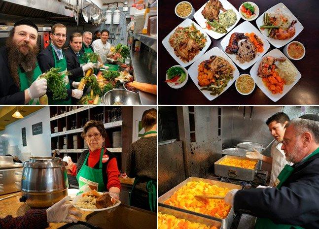 Conheça o restaurante que serve refeições de qualidade sem cobrar nada