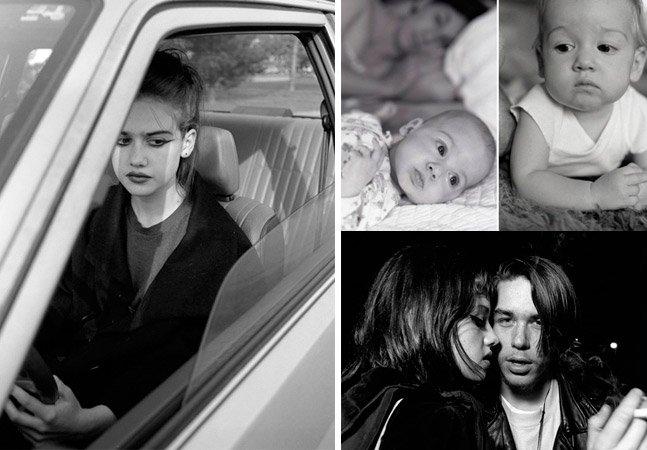 Pai fotógrafo capta a intimidade da filha desde o nascimento até a vida adulta