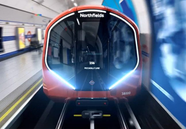 Londres anuncia novo metrô que dispensa maquinista