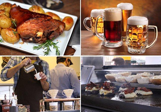Zona Sul de São Paulo ganha feira gastronômica que funcionará todos os dias