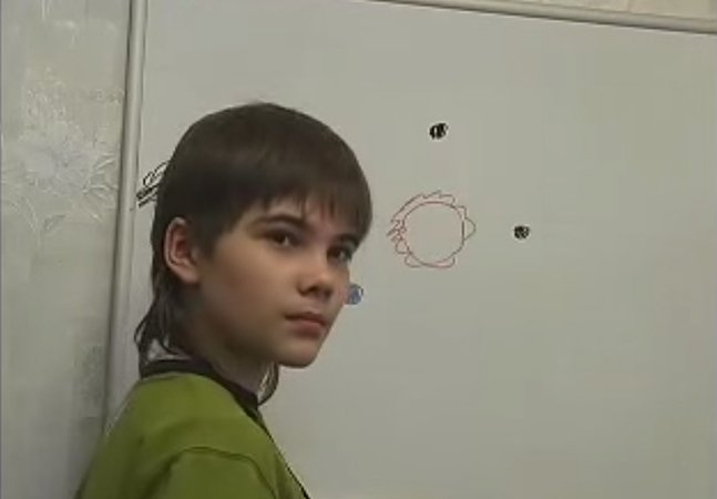 O impressionante relato do menino que desde criança revela detalhes de sua suposta vida passada em Marte
