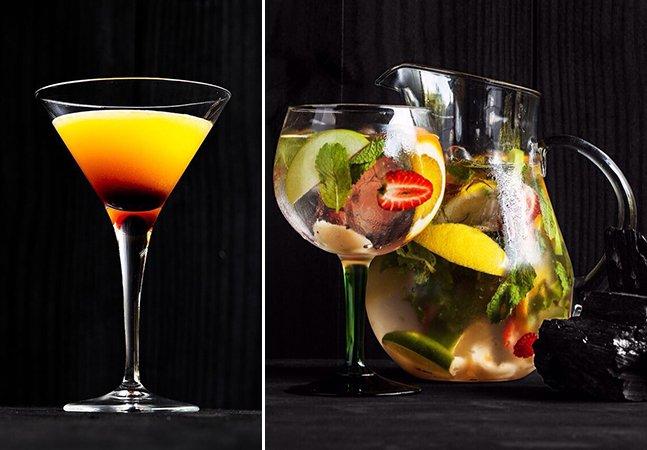 Drinks criativos para surpreender seus amigos nesse fim de ano