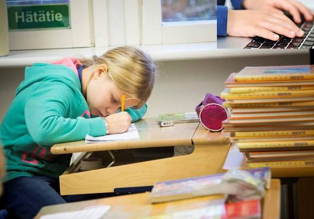 Escolas primárias na Finlândia vão trocar escrita a mão por digitação a partir de 2016