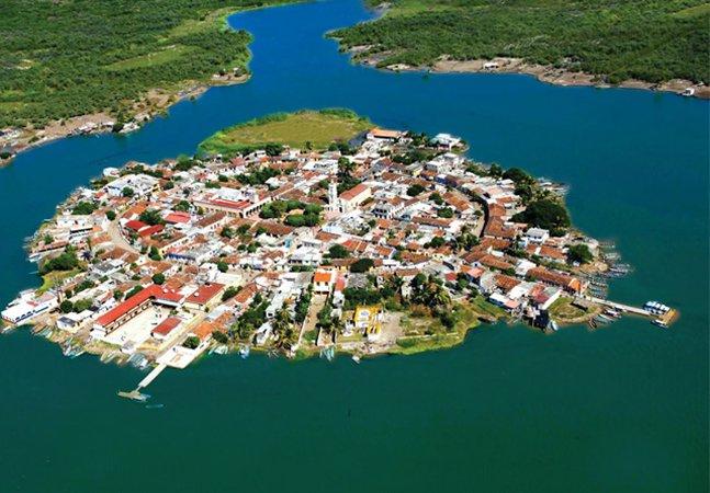 A ilha mexicana que é considerada a Veneza da América Latina