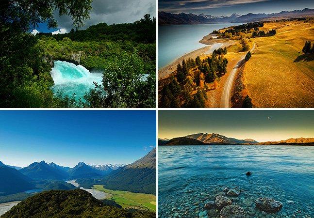 O guia definitivo para descobrir as paisagens mágicas da Terra-Média