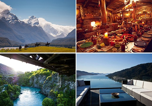 8 razões que fazem da Nova Zelândia um dos lugares mais inspiradores do mundo