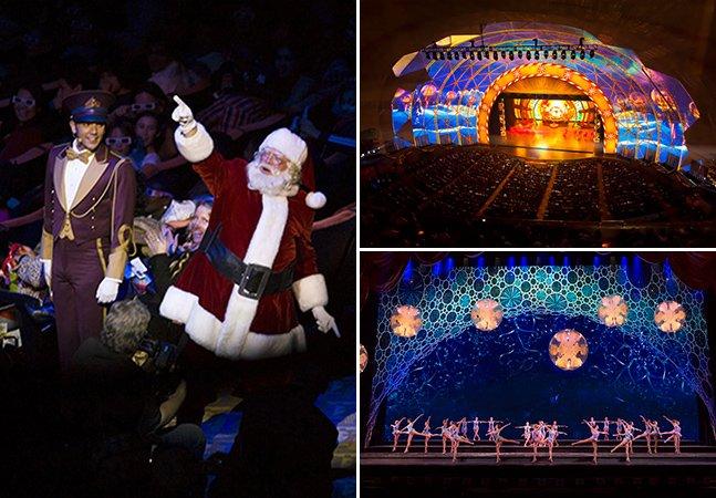 Tradicional espetáculo de Natal em NY conta com drones e projeção 3D