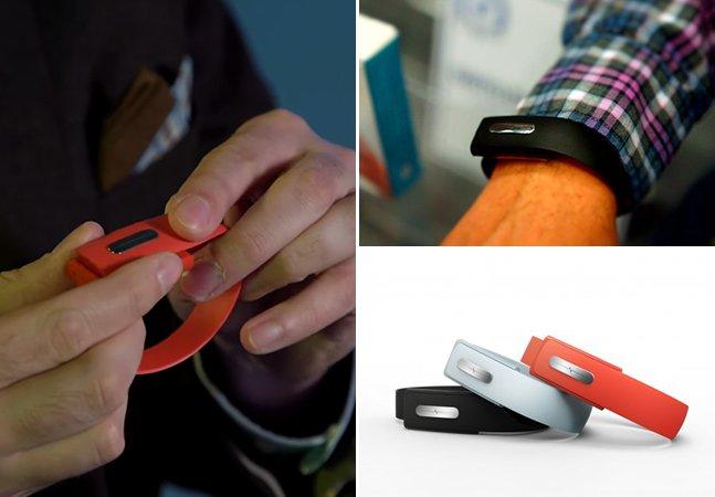 Startup cria pulseira que usa batimentos cardíacos para substituir senhas