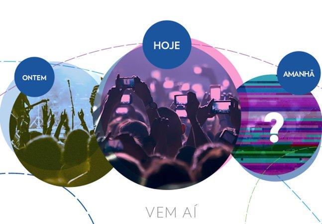 Evento reúne palestrantes inspiradores em Porto Alegre para discutir ideias e visões de futuro