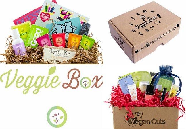 Serviço de assinatura entrega uma caixa de cosméticos por mês de marcas que não fazem testes em animais