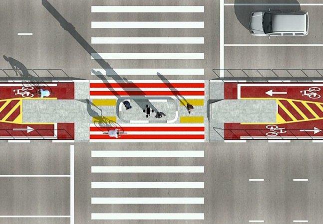 Ciclovia na Avenida Paulista é aprovada e deverá estar pronta em junho de 2015