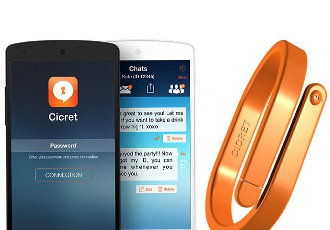 Conheça a pulseira que projeta o smartphone no seu pulso