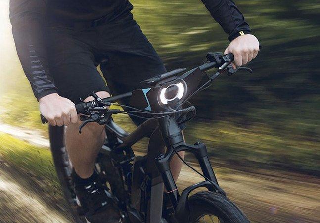 Acessório inovador integra bike com o smartphone e promete melhorar suas pedaladas
