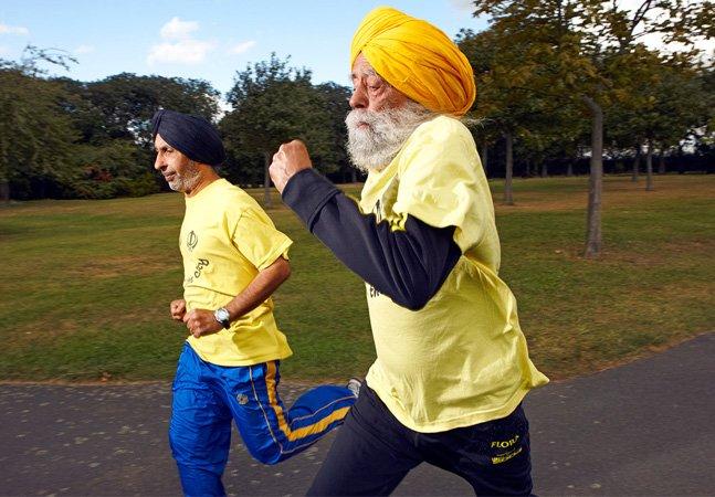 Conheça o homem que encerrou sua carreira de maratonista aos 102 anos e provou que a idade é relativa