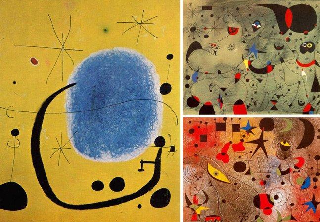 São Paulo recebe megaexposição do famoso artista espanhol Joan Miró