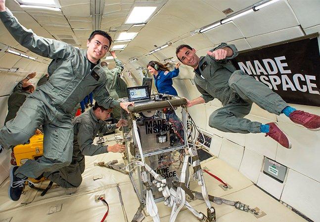 Primeira impressora 3D é instalada no espaço e promete revolucionar a vida dos astronautas