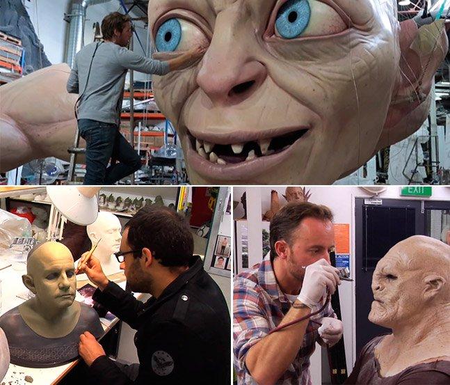 """Conheça o estúdio responsável pelos efeitos especiais de filmes como """"O Senhor dos Anéis"""" e """"O Hobbit"""""""