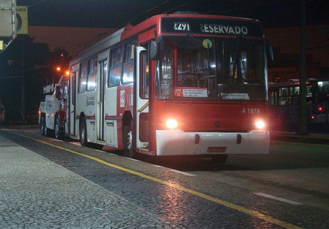 São Paulo ganhará ônibus na madrugada a partir de 2015