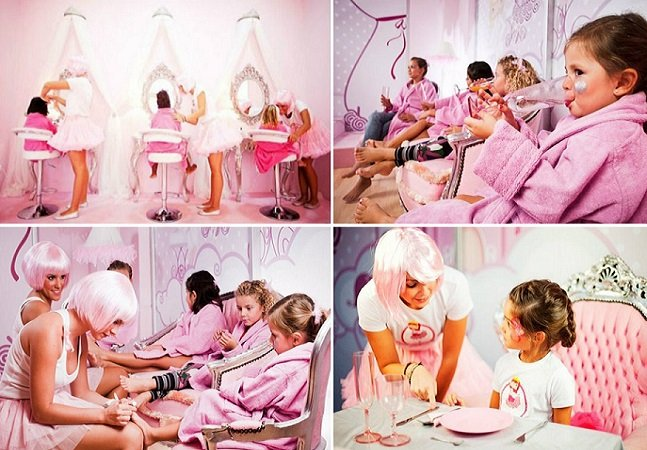 """Spa oferece """"curso de princesa"""" para meninas a partir dos 5 anos e gera polêmica na Espanha"""
